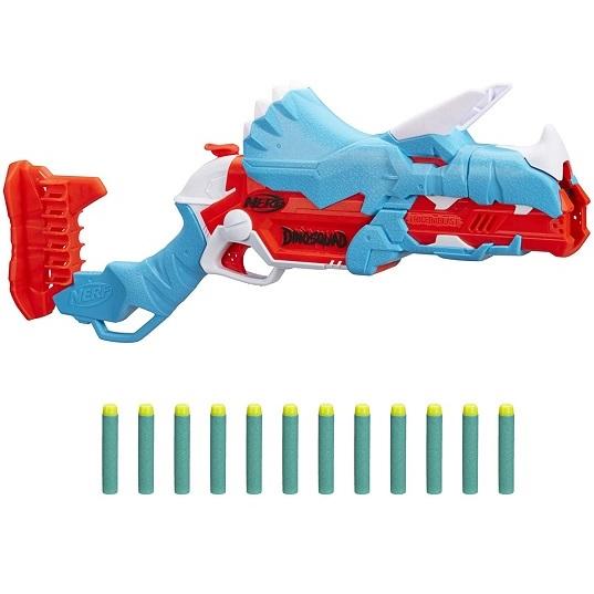 Бластер Трицератопс Dino-Squad Tricera-Blast NERF F0803