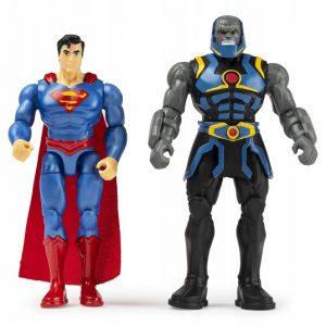 Фигурки Супермен и Даргсейд 10 см с артикуляцией DC