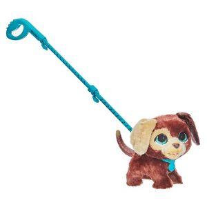 Интерактивная игрушка Большой Щенок на поводке FurReal Friends