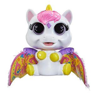 Интерактивная игрушка Крылатые милашки Единорог Айрина FurReal Friends