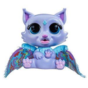 Интерактивная игрушка Крылатые милашки Котёнок Флиттер FurReal Friends