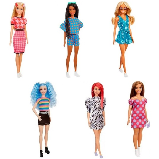 Кукла Барби (вторая волна) Fashionistas Barbie