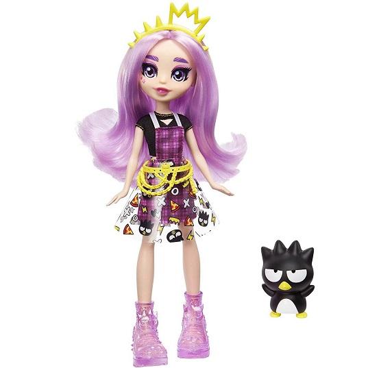 Кукла Джаззлин с фигуркой Бадц-Мару Hello Kitty 25 см GWW98