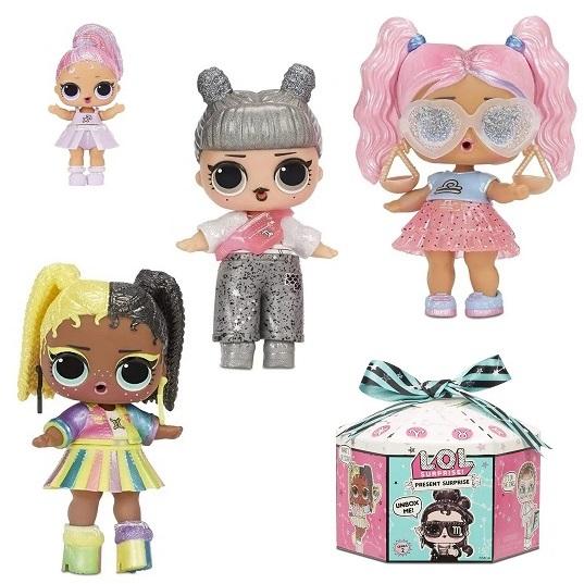 Кукла ЛОЛ Знак зодиака LOL Zodiac Surprise Present Surpsie series 2