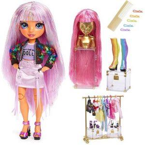 Модная студия с куклой Avery Styles Rainbow High