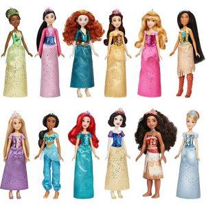 Набор 12 кукол-принцесс Disney Princess Royal Collection Hasbro