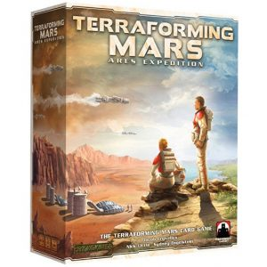 Настольная игра Покорение Марса Экспедиция на Арес Terraforming Mars