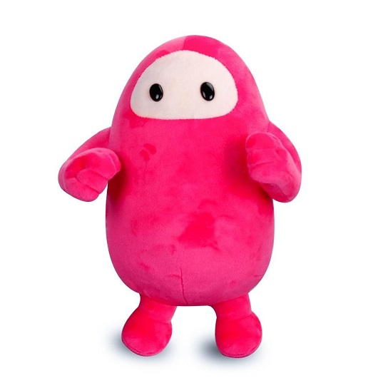 Fall Guys Мягкая игрушка Антропоморфный Боб 18 см