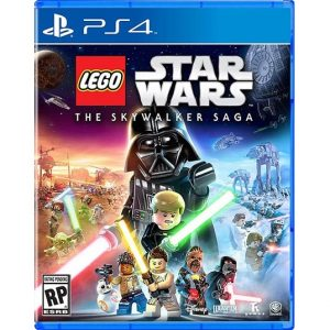 Игра PS4 Lego Star Wars: The Skywalker Saga