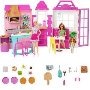 Кукольный Гриль ресторан Барби Cook 'N Grill Restaurant Barbie