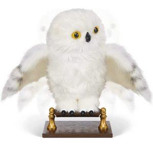 Интерактивная плюшевая сова Букля Harry Potter Spin Master