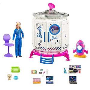 Космическая станция Барби с куклой и собакой Barbie Space Discovery