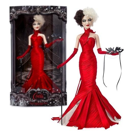 Кукла Круэлла Де Виль 28 см из фильма Cruella Disney