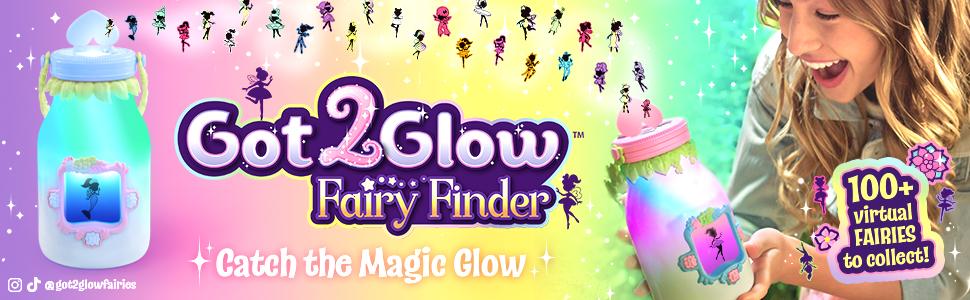 Got2Glow Fairy Finder WowWee 4951