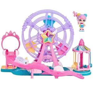 Игровой набор Карнавал радужных единорогов Kindi Kids Moose Toys