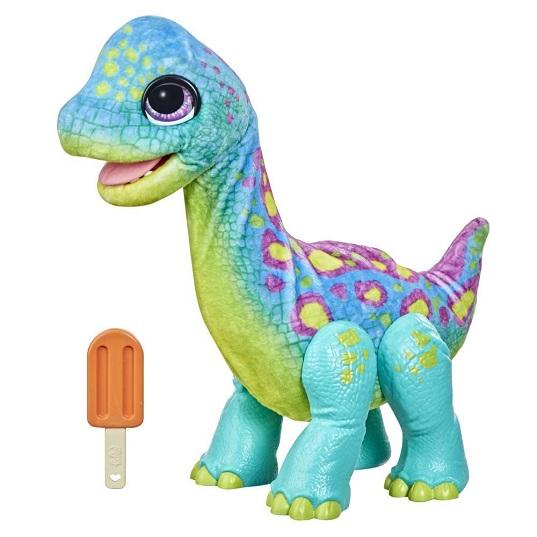 Интерактивная игрушка Малыш Динозавр FurReal Friends F1739