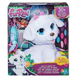 Интерактивная игрушка Танцующий щенок ГоГо FurReal Friends F1971