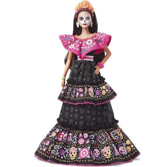 Кукла Барби Диа Де Муэртос Barbie Dia De Muertos GXL27