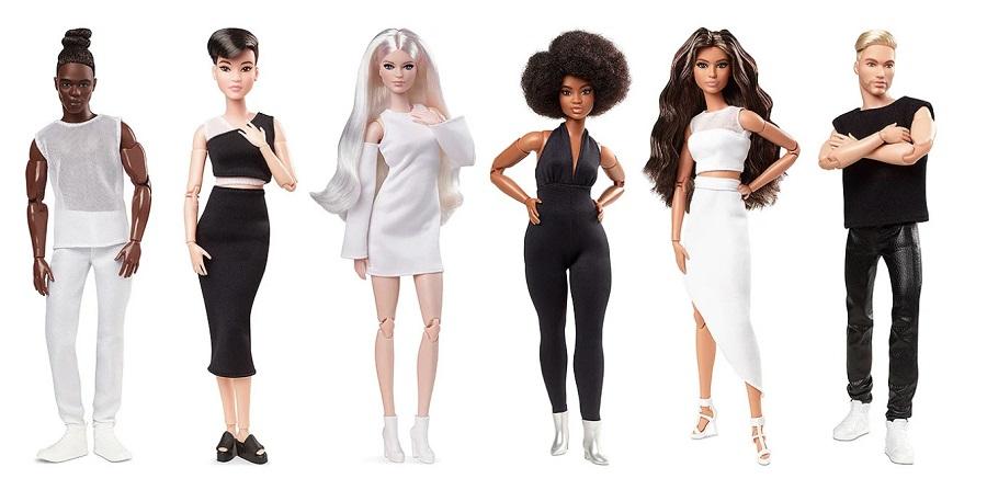 Кукла Барби из серии Barbie Looks
