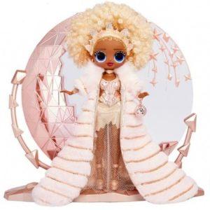 Кукла ЛОЛ Най Куин Новогодняя LOL OMG Collector edition