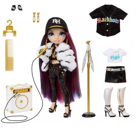 Кукла рок-звезда Rainbow High Rockstar