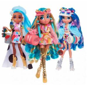 Кукла с калейдоскопом Hairdorables Hairmazing