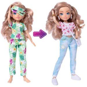 Модная кукла с макияжем InstaGlam Glo-Up Girls