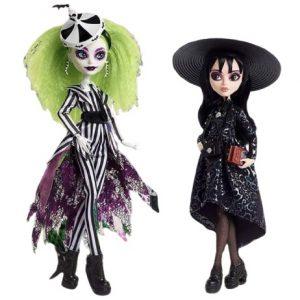 Набор кукол Битлджус Monster High Beetlejuice Collector