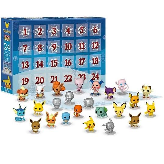 Адвент-календарь Покемоны Funko Pop Pokemon 2021/2022