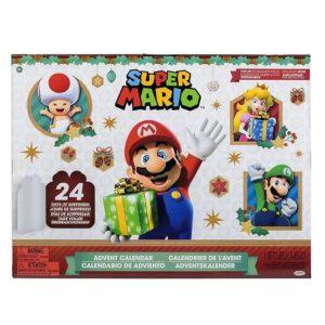 Адвент-календарь Super Mario 2021/2022
