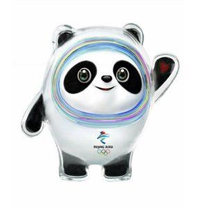 Фигурка Панда Бин Двэнь Двэнь Олимпийские игры Пекин 2022