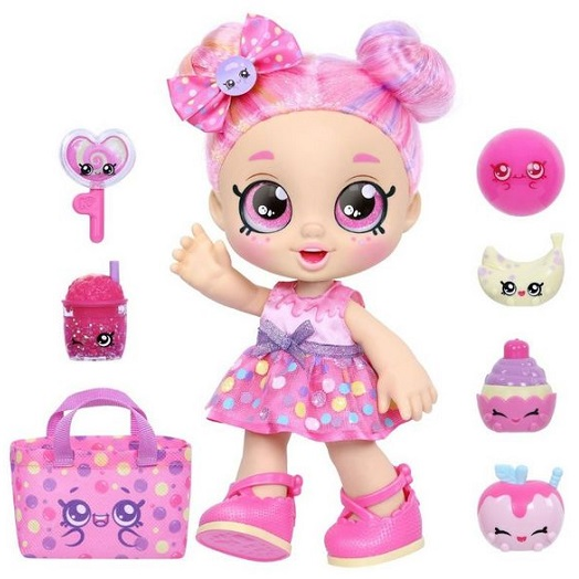 Кукла Киди Кидс с сумками для покупок Kindi Kids Sweet Treat Friends