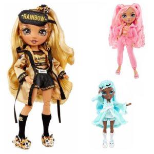 Кукла из серии Пижамная вечеринка Rainbow High
