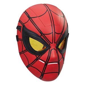 Маска Человек-паук (светятся глаза) Spider-Man Glow FX Marvel