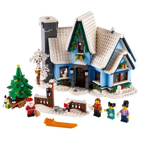 LEGO 10293 Creator Expert В ожидании Санты