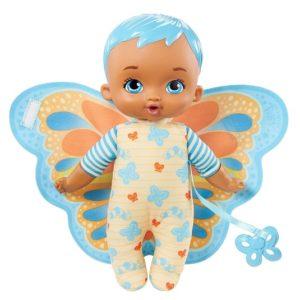 My Garden Baby Пупс Моя первая малышка-бабочка Mattel