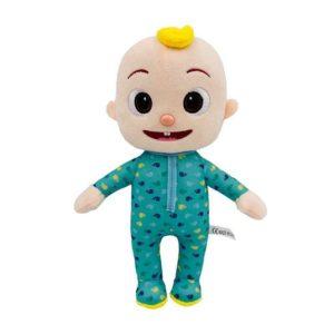 Мягкая кукла игрушка JJ CoComelon из мультфильма 27 см
