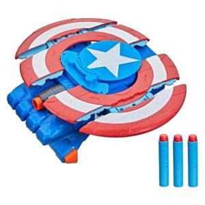 NERF Экипировка на руку Капитан Америка Avengers